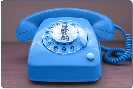 blue phone call blue and white customer support